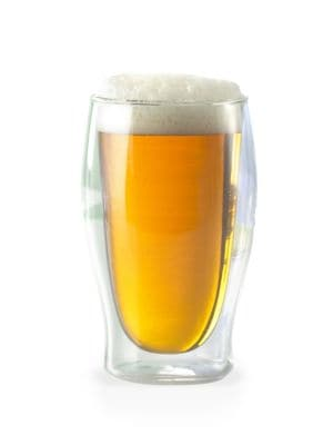 SteadyTemp Beer Glasses Set of 4
