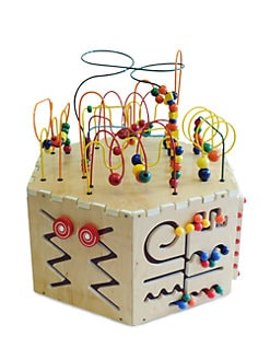 Anatex - Six-Sided Multi-Activity Play Center
