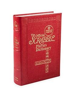 Graphic Image - Scrabble Book