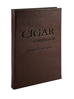 Graphic Image - Cigar Companion Book