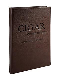 Graphic Image - Cigar Companion Book
