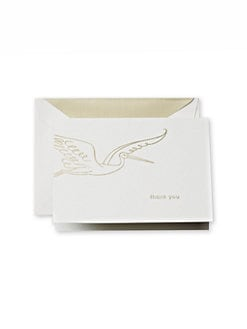 Crane & Co. - Special Delivery Thank You Note Cards