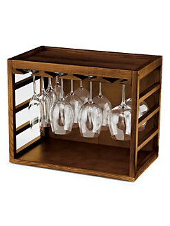 Wine Enthusiast - Stackable Stem Rack