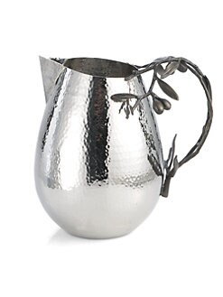 Michael Aram - Olive Branch Water Pitcher