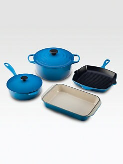 Le Creuset - 6-Piece Cast Iron Cooking Set