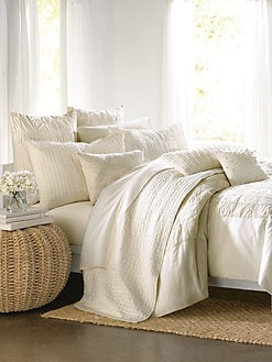 DKNY - Pure Plisse Duvet Cover