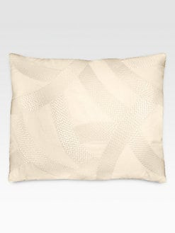 DKNY - Pure Plisse Texture Decorative Pillow