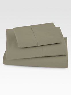 Donna Karan - Modern Classics Celadon Fitted Sheet