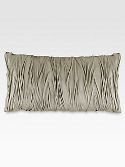 Donna Karan - Modern Classics Celadon Chevron Decorative Pillow