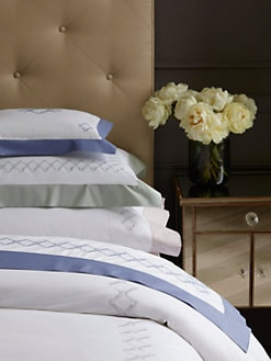SFERRA - Quarto Pillowcase Pair