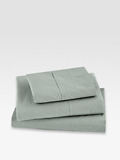 Donna Karan - Essential Lustre Seam Pillowcase/Twilight