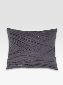 Donna Karan - Modern Classics Beaded Watermark Pillow