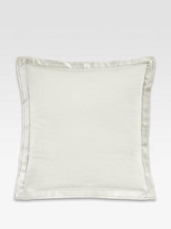 Donna Karan - Modern Classics European Sham/White Gold