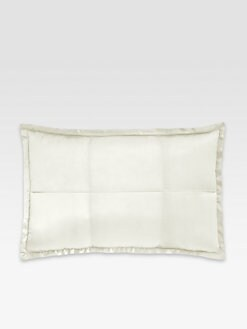 Donna Karan - Modern Classics Silk Sham/White Gold