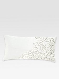 Donna Karan - Modern Classics Embroidered Loop Pillow