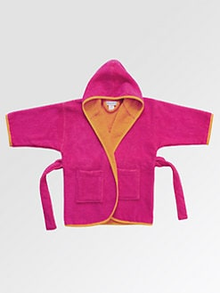 American Terry Co. - Kid's Two-Tone Velour Robe
