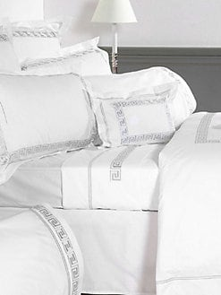 Peter Reed - Greek Key Duvet Cover