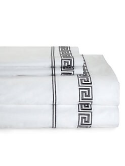 Peter Reed - Greek Key Pillowcase/Set of 2