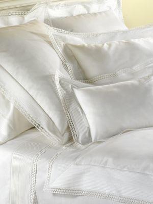 Nun's Pleat Duvet Cover