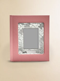 Cunill - Personalized Pink Bear Baby Album