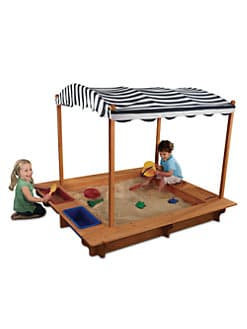 KidKraft - Outdoor Sandbox & Canopy