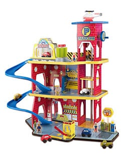 KidKraft - Deluxe Garage Set