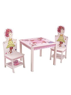 KidKraft - Fancy Nancy Table & 2-Chair Set