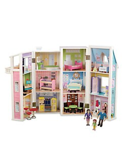 KidKraft - Deluxe Teatime Townhouse
