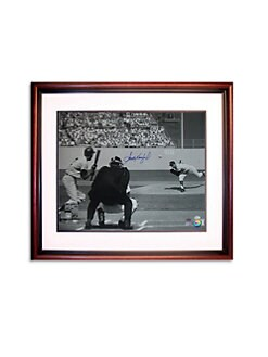 Steiner Sports - Sandy Koufax World Series Game 5 Signed & Framed Photo