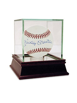 Steiner Sports - Mickey Mantle Single Signed AL Baseball