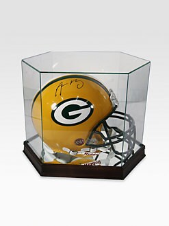Steiner Sports - Aaron Rodgers Green Bay Packers Signed Pro-Line Helmet