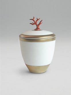 L'Objet - Porcelain Candle/Coral
