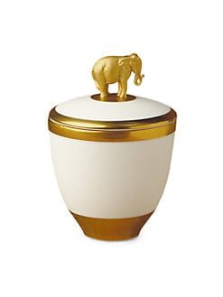 L'Objet - Porcelain Candle/Elephant