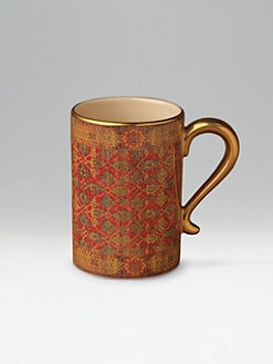 L'Objet - Tabriz Mugs, Set of 4