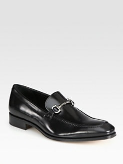 Salvatore Ferragamo - Fenice Calfskin Moccasins