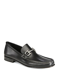 Salvatore Ferragamo - Giordano Calfskin Moccasins