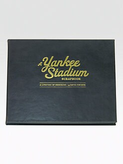 Graphic Image - A Yankee Stadium Scrapbook
