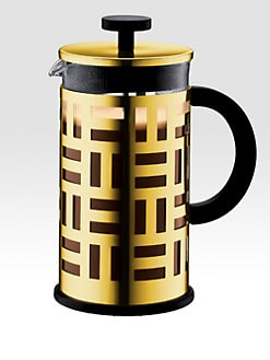 Bodum - Eileen French Press Coffee Maker, Gold