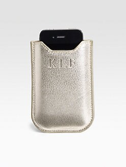 Graphic Image - Personalized Case For iPhone/Metallics