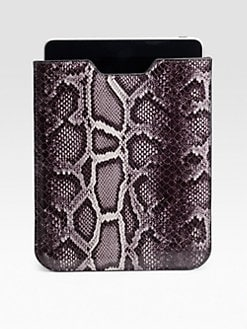 Graphic Image - Sleeve For iPad/Python Print