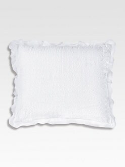DKNY - Enchanted Ruffle Decorative Pillow