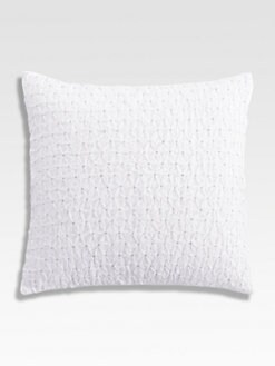DKNY - Scattered Embroidery  Decorative Pillow