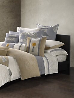 Natori - Lotus Temple Duvet Cover