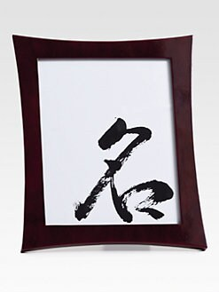 Natori - Lacquer Picture Frame/Red