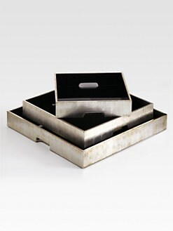 Natori - Lacquer Square Tray