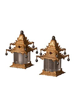 L'Objet - Pagoda Shaker Set