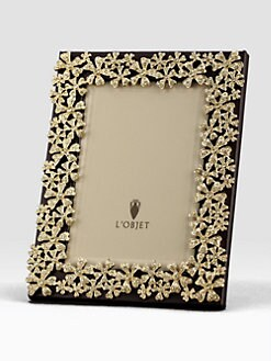 L'Objet - Garland Frame/Goldtone