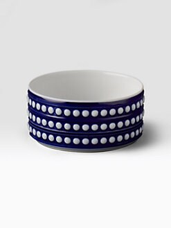 L'Objet - Perlee Bleu Deep Dish Serving Bowl