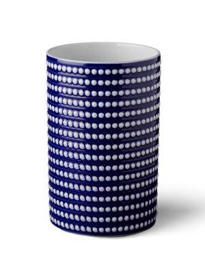 Perlee Bleu Tall Vase