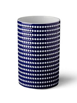 L'Objet - Perlee Bleu Tall Vase